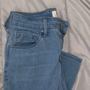 Pacsun high rise skinny jeans